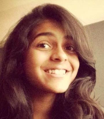 Sanjana Adluru