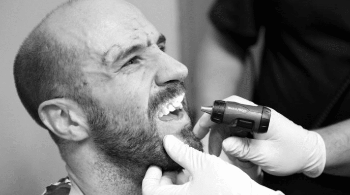 Cesaro teeth news