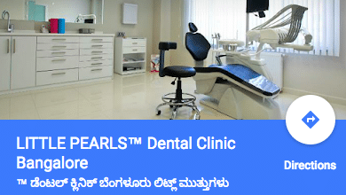 Location Bangalore btm layout - Little pearls Dental clinic in Bengaluru, Karnataka.
